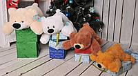 Плюшевый медведь в подарок 100 см, метровая мягкая игрушка