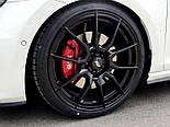 """Диски ATS (АТС) модель RACELIGHT цвет Racing-black параметры 8.5J x 19"""" 5 x 120 ET 32, фото 4"""