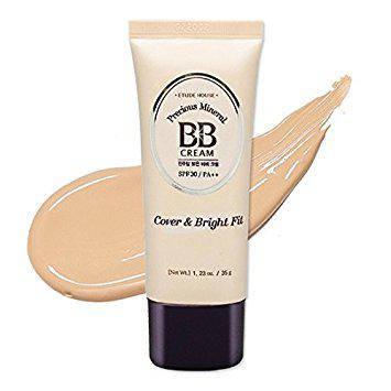 Etude House BB Крем Precious Mineral Cover & Bright Fit BB cream SPF30 / PA+++ 35g