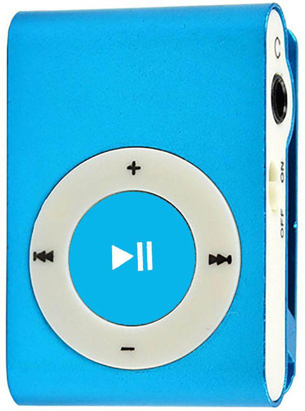 Плеер mp3 TOTO TPS-03 Without display&Earphone Mp3 Blue