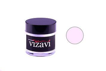 Акрилова пудра ніжно-рожева Vizavi AP-03 (10г)