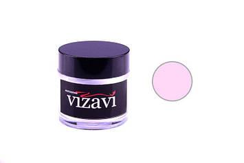 Акриловая пудра розовая Vizavi AP-04 (10г)