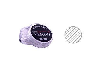 Акриловая пудра Vizavi Professional № 001 прозрачная, 2 г
