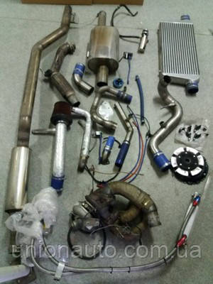 Turbo kit Honda Civic VII Type-R EP3/DC5 K20A2 K24