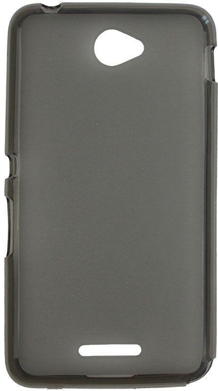 Чехол-накладка TOTO TPU case matte Sony Xperia E4 Dual E2115 Dark/Grey
