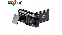Видеорегистратор Gazer F410+карта памяти 4Gb