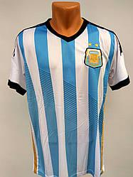 Футбольная форма взрослая Аргентина бело-голубая