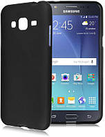 Чехол-накладка TOTO TPU case matte Samsung Galaxy J1 Ace J110H DS Black