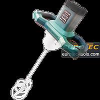 Строительный электромиксер, 2 скорости, Erman ED 143, ручной строительный миксер для смесей, миксер для бетона