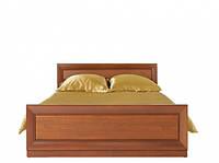 Кровать полуторная BRW Ларго Классик+ламель 140х200 вишня итальянская