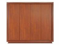 Шкаф распашной BRW Ларго Классик SZF4D21/20 206,5х214х62 вишня итальянская, фото 1