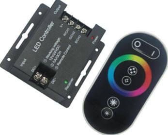 Контроллер RGB 24А-RF-6кнопок