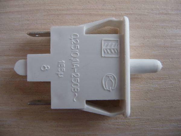 Кнопка-выключатель света для холодильника Stinol C00851049, фото 2