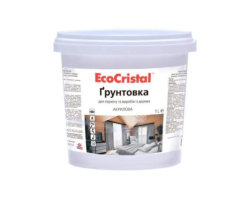 Грунтовка влагозащитная ІРКОМ ГРУНТОВКА ІР-02 для древесины 1л
