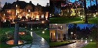 Фонари уличного освещения для сада — фото примеров
