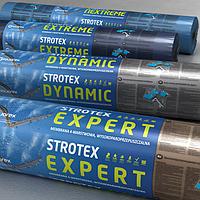 STROTEX DYNAMIC 135 г / м.кв. Четырехслойная супердифузионная кровельная мембрана