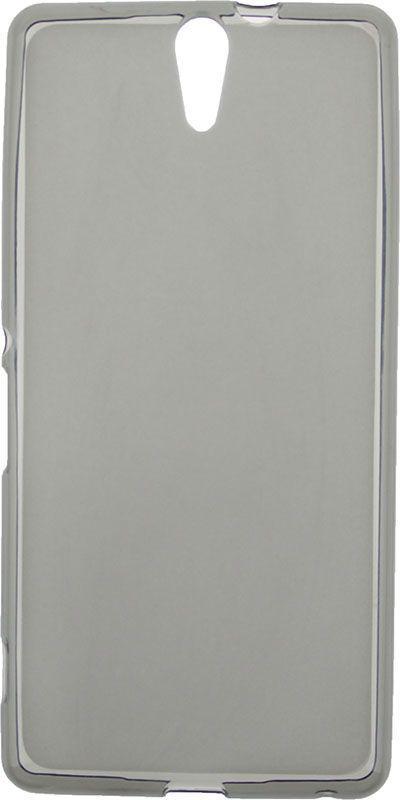 Чехол-накладка TOTO TPU case matte Sony Xperia C5 Ultra Dual E5533 Dark/Grey