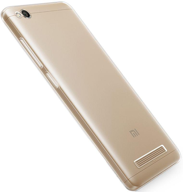 Чехол-накладка TOTO TPU case clear Xiaomi Redmi 4a Transparent