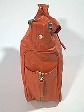 Сумка женская из натуральной кожи известный  бренд TODS (Italy), фото 3