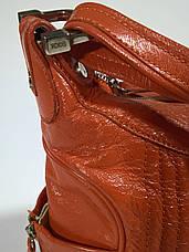 Сумка женская из натуральной кожи известный  бренд TODS (Italy), фото 2