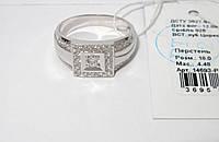 Мужское серебряное кольцо 14693-Р