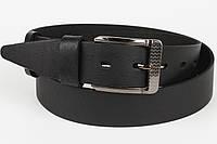 Ремень кожаный брючный джинсовый Masco 35 мм, фото 1
