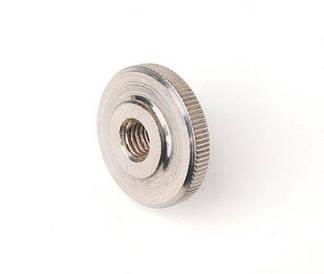 Нажимная гайка М2,5 DIN 467 из нержавеющей стали