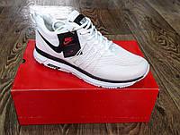 98e3b65dd6d3bf Кроссовки мужские Nike Air relentless 6 Original Zoom белые (копия)  (размеры в описании