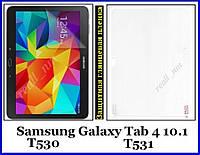 Защитная глянцевая пленка для планшета Samsung Galaxy Tab 4 10.1 T530 T531