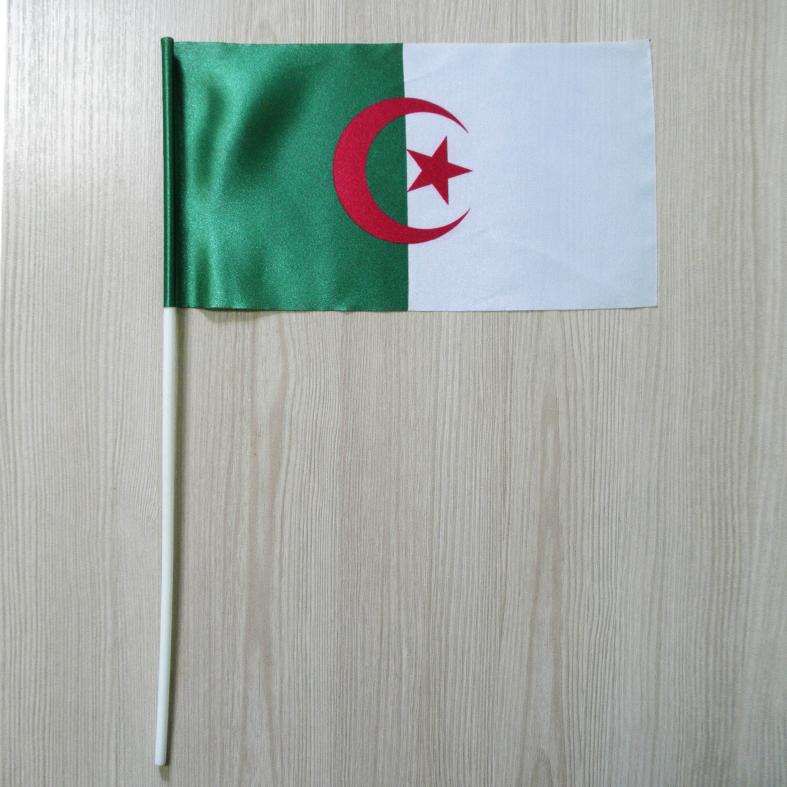 """Флажок """"Алжир""""   Флажки Африки  """