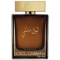 Мужской аромат Dolce & Gabbana The One Royal Night tester