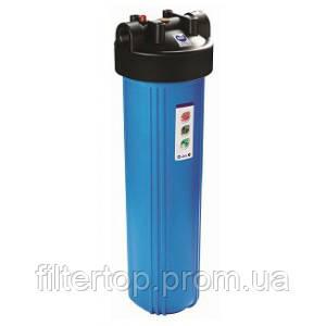 Фильтры от сероводорода Raifil Big Blue 20 с картриджем от сероводорода