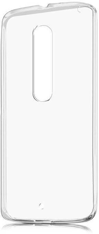 Чехол-накладка TOTO TPU case 0.2mm Motorola Moto X Play XT1562 Clear