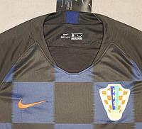 Футболка сборной Хорватии (выездная) 2018