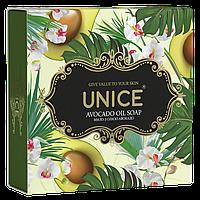 Натуральне мило Unice(Юнайс), олія авокадо, 100 г, 3605035