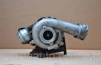 Турбина 760699 VW Transporter T5 BPC 2.5 TD