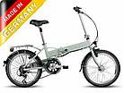 Электровелосипед складной VAUN Egon 20 Grau Германия, фото 2