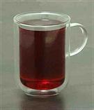 Кружка двойное стекло Стильная 250 мл ( чашка ), фото 2