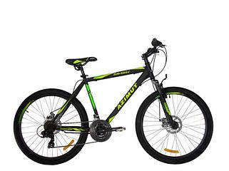 Горные одноподвесные велосипеды