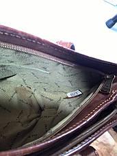 Сумка женская премиум класса  из натуральной кожи знаменитый бренд THE BRIDGE (Italy), фото 2
