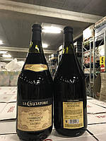 Игристое вино красное La Cacciatora Lambrusco Dell Emilia 1.5 л, фото 1