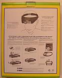 Бинокулярные очки (1.5х-3.0х-8.5х-10.0х кратное увеличение) с регулируемой подсветкой, фото 7
