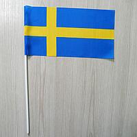"""Прапорець """"Швеція""""   Прапорці Європи  """