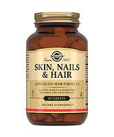 Витамины Solgar для кожи, ногтей и волос (Skin, Nails, Hair) 60 таблеток