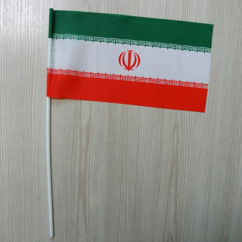 """Флажок """"Иран""""   Флажки Азии  """