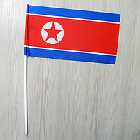 """Флажок """"Северная Корея""""   Флажки Азии  , фото 1"""