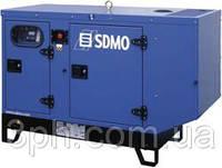 Однофазный дизельный генератор SDMO T 25 KM, фото 1