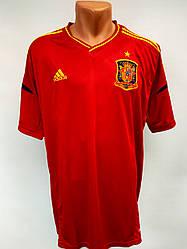 Футболка мужская в стиле Adidas сборная Испании