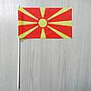 """Флажок """"Македония""""   Флажки Европы  """