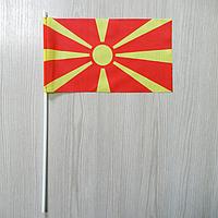 "Флажок ""Македония""   Флажки Европы  , фото 1"